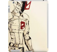 Zero // Borderlands art #1 iPad Case/Skin