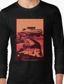 Mad Max Art #1 Long Sleeve T-Shirt