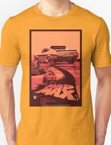 Mad Max Art #1 Unisex T-Shirt
