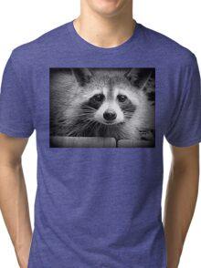 Questioning Face Tri-blend T-Shirt