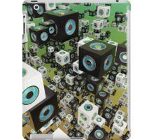 Cube Array iPad Case/Skin