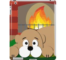 Cozy Dog iPad Case/Skin