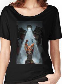 Gaige // Borderlands Art #2 Women's Relaxed Fit T-Shirt