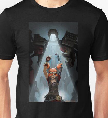 Gaige // Borderlands Art #2 Unisex T-Shirt