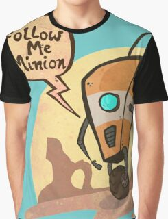 Follow me minion Graphic T-Shirt