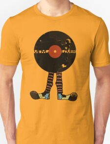 Funny Vinyl Records Lover - Grunge Vinyl Record Notebooks and more T-Shirt