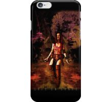 The Face of Evil iPhone Case/Skin