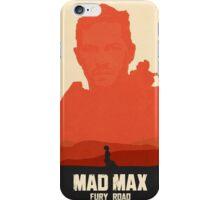 Mad Max Fury Road Art #1 iPhone Case/Skin
