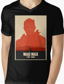 Mad Max Fury Road Art #1 Mens V-Neck T-Shirt