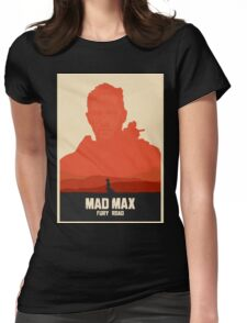 Mad Max Fury Road Art #1 Womens Fitted T-Shirt