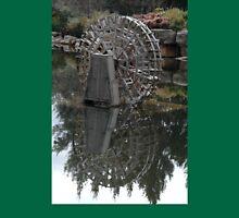 Water Wheel, Chinese Gardens, Lambing Flat, Via Young Unisex T-Shirt