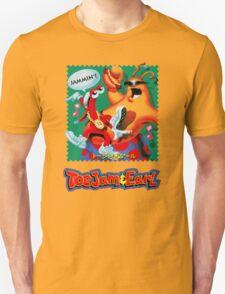 Toejam & Earl (Japanese Mega Drive Box Art) T-Shirt