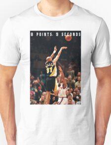 8 POINTS, 9 SECONDS 2.0 Unisex T-Shirt