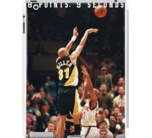 8 POINTS, 9 SECONDS 2.0 iPad Case/Skin