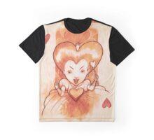 Rainha de copas Graphic T-Shirt