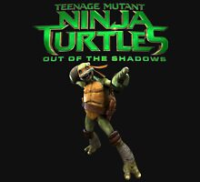 TMNT out of teh shadow Unisex T-Shirt