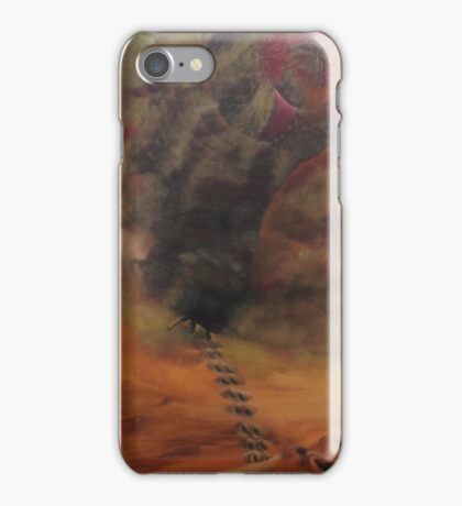 Shai Hulud, Worm That Is God iPhone Case/Skin