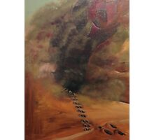 Shai Hulud, Worm That Is God Photographic Print