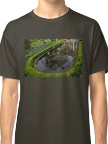 In the Heart of Amsterdam Hidden Tranquility  Classic T-Shirt