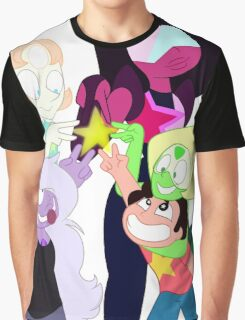 We Are The Crystal Gems!  Graphic T-Shirt