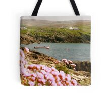 Malinmore Pier, Glencolmcille, Co. Donegal  Tote Bag