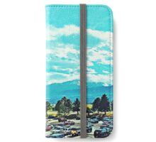 A View of the Mountains iPhone Wallet/Case/Skin