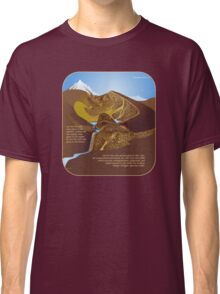 Let Not the Wise Man Classic T-Shirt