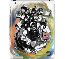 Tribute to Hayao Miyazaki (COLOUR) iPad Case/Skin
