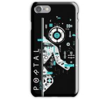 Portal Digital iPhone Case/Skin