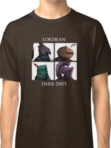 Lordran-Dark Days Classic T-Shirt