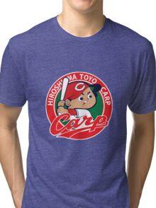 Hiroshima Toyo Carp Tri-blend T-Shirt