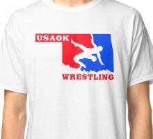Team USA - Oklahoma Wrestling Classic T-Shirt