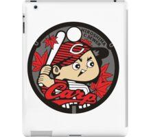 Hiroshima Toyo Carp iPad Case/Skin