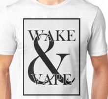 Wake & Vape Unisex T-Shirt