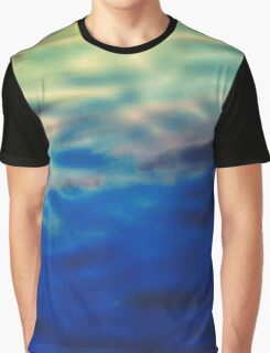 The Blue Abyss Graphic T-Shirt