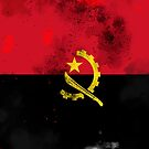 Flag of Angola by Confundo