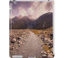 Mount Cook National Park iPad Case/Skin