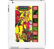 THE NEW ACID EATERS B MOVIE iPad Case/Skin