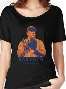 bartolo colon Women's Relaxed Fit T-Shirt