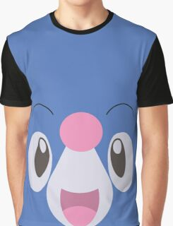 Popplio Fantasy Graphic T-Shirt