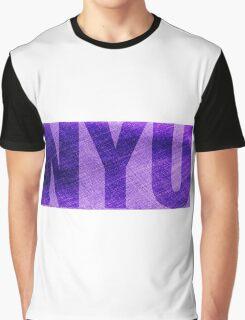 New York University Graphic T-Shirt