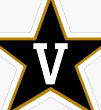 Vanderbilt Sticker