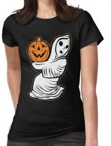 The Boo Crew Womens Fitted T-Shirt
