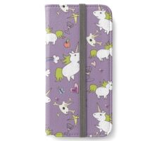 Chubby Unicorns iPhone Wallet/Case/Skin