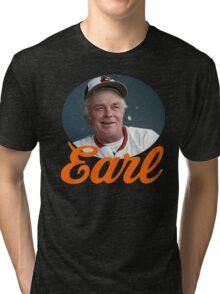 Earl Weaver Tri-blend T-Shirt
