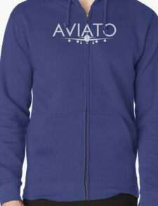Aviato Startups - SIlicon Vallley Zipped Hoodie