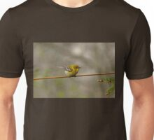 Warbler On The Line Unisex T-Shirt