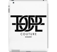 DOPE Couture High Quality Design iPad Case/Skin