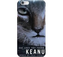 keanu  iPhone Case/Skin