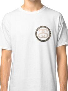 Stussy Logo Golden  Classic T-Shirt